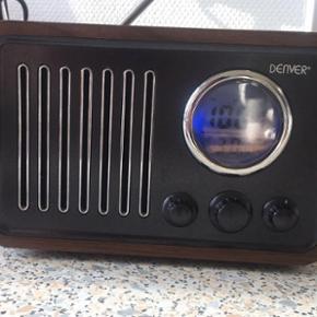 DAB radio fra Denver. Virker helt optima - Odense - DAB radio fra Denver. Virker helt optimalt. - Odense