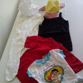Børnetøj fra 90erne til lille dreng o - Horsens - Børnetøj fra 90'erne til lille dreng og pige. Små søde kjoler, bukser, tshirts, hætter og meget mere. Har en hel sæk fyldt! :) - Horsens