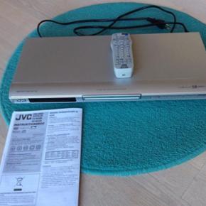 JVC dvd afspiller xv-n332 sælges. Scart - Aalborg  - JVC dvd afspiller xv-n332 sælges. Scart kabel kan medfølge. Afhentes i Aars eller Viborg. - Aalborg