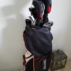 Golfkøller til mand, venstrehånd. Rigt - Frederikshavn - Golfkøller til mand, venstrehånd. Rigtig fin stand. - Frederikshavn