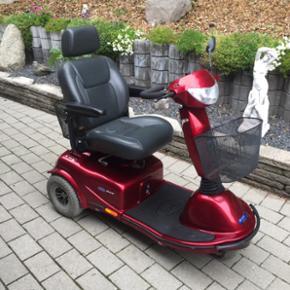 El scooter Køre super godt og fået nyt - Odense - El scooter Køre super godt og fået nyt batteri fra 2012 - Odense