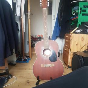 Guitar almost new with support - Herning - Guitar almost new with support - Herning