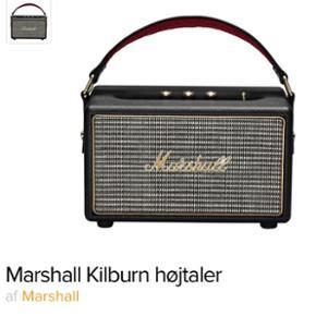 Marshall Killburn højtaler - København - Marshall Killburn højtaler - København