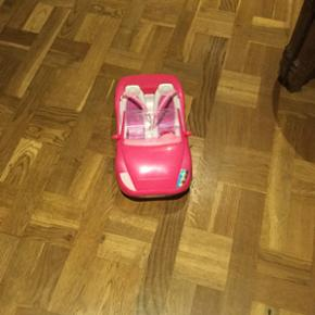 Barbie bil. Fin stand - Aalborg  - Barbie bil. Fin stand - Aalborg