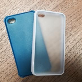 IPhone covers til 4/4s. Sælges samlet : - Slagelse - IPhone covers til 4/4s. Sælges samlet :) - Slagelse