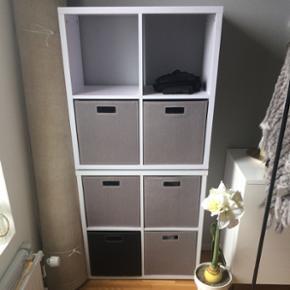 2 rumdelere med 4 rum i hver og små jus - Roskilde - 2 rumdelere med 4 rum i hver og små justerbare ben på
