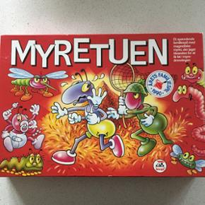 Myretuen retro spil. 190,- pp. - Silkeborg - Myretuen retro spil. 190,- pp. - Silkeborg