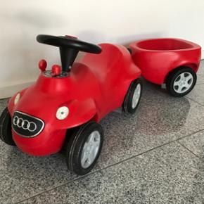 Audi bil + anhænger i fin stand.... God - Odense - Audi bil + anhænger i fin stand.... God kvalitet... - Odense