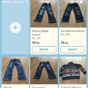 Børnetøj i diverse mærker sælges. Sp - Århus - Børnetøj i diverse mærker sælges. Spørg gerne efter link til min Reshopper eller få billeder sendt her :). Tøjet er velholdt. - Århus