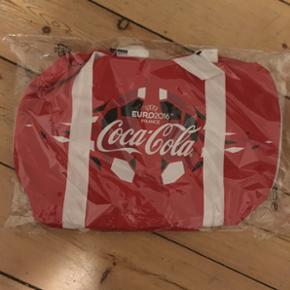 Coca-cola sportstaske. Stadig i plastic. - København - Coca-cola sportstaske. Stadig i plastic. - København