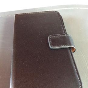 Helt ny læder cover til Samsung Galaxy  - Bramming - Helt ny læder cover til Samsung Galaxy S 3 sort sælges 50 kr - Bramming