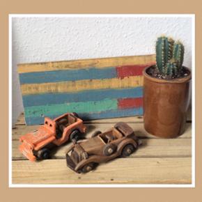 Træbiler  - Træbiler