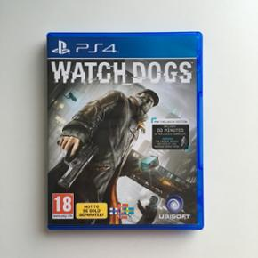 Watchdogs playstation 4 ps4 spil - Aalborg  - Watchdogs playstation 4 ps4 spil - Aalborg