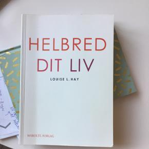 Helbred dit liv bog. Aldrig brugt. - København - Helbred dit liv bog. Aldrig brugt. - København