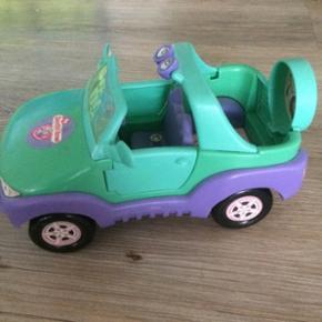 Bil til små dukker - Esbjerg - Bil til små dukker - Esbjerg