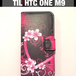 Helt ny cover til htc One M9  - Helt ny cover til htc One M9