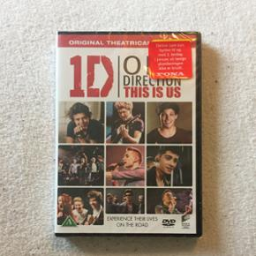 One Direction - This Is Us Ikke åbnet B - Nykøbing F - One Direction - This Is Us Ikke åbnet BYD - Nykøbing F