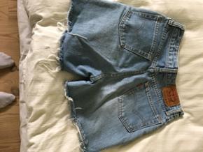 Levis shorts - W 29 - originale Levis - Randers - Levis shorts - W 29 - originale Levis - Randers