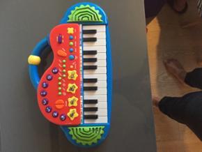 Keyboard, virker fint. - Bramming - Keyboard, virker fint. - Bramming