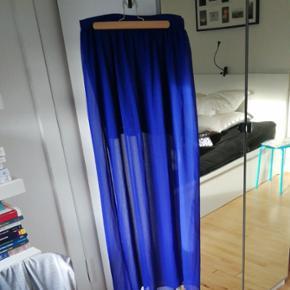 Nederdel fra H og M, kort mini med genne - København - Nederdel fra H og M, kort mini med gennemsigt maxi nederdel ud over. Str. 38 - København