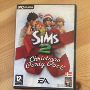 THE SIMS 2 CHRISTMAS PARTY PACK sælges! - Ribe - THE SIMS 2 CHRISTMAS PARTY PACK sælges! BYD! - Ribe