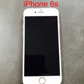 Sælger min søsters iPhone 6s 16 GB. Da - Odense - Sælger min søsters iPhone 6s 16 GB. Da skærmen pludselig ikke gad mere. Selve iPhonen virker man kan ringe til den og den vibrerer stadig når den tilsluttes til opladeren. Fast pris ! - Odense