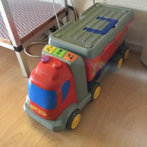 Lastbil med lyd - Esbjerg - Lastbil med lyd - Esbjerg