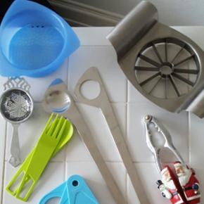 Diverse ting til køkkenet- price er for - København - Diverse ting til køkkenet- price er for alle (æble cutter er solgt) - København