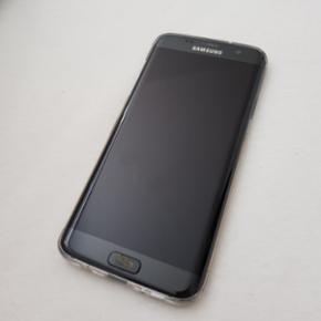 Samsung Galaxy S7 Edge. - Virker upåkla - København - Samsung Galaxy S7 Edge. - Virker upåklageligt og er blevet nulstillet! Bagskærmen er delvist ødelagt, men det bemærkes ikke med det medfølgende plastikcover. Derudover brugsridser på fronten. Ikke noget stort. Sælges da jeg har købt d - København