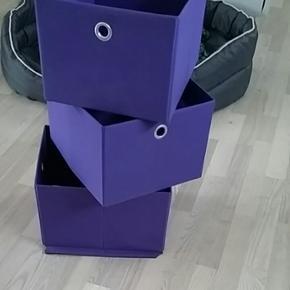 Tre lilla kasser...passer til rumdelere - Århus - Tre lilla kasser...passer til rumdelere - Århus
