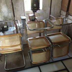 6 stole i fin stand. Kom med et bud - Skanderborg - 6 stole i fin stand. Kom med et bud - Skanderborg