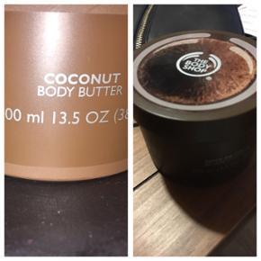 Body shop Body butter 400 ml - Rønne - Body shop Body butter 400 ml - Rønne