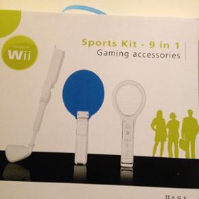 Sport Kit, 9 in 1, WII - Aalborg  - Sport Kit, 9 in 1, WII - Aalborg