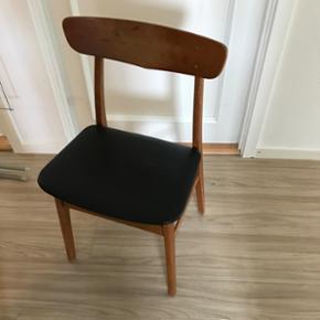 1stk stol. Tænger til kærlig hånd, me - Esbjerg - 1stk stol. Tænger til kærlig hånd, men sædet fejrer intet. - Esbjerg