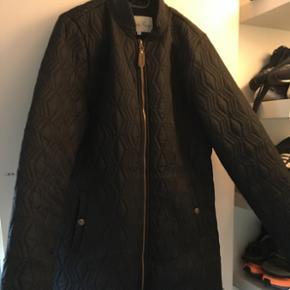 Barberas choice quiltet jakke i sort med - Ribe - Barberas choice quiltet jakke i sort med petroleums farvet for. Overgangsjakke. Meget lidt brugt Str Xl. Går til midt på låret - Ribe