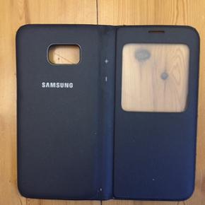 Samsung Galaxy s7 edge cover. Aldrig bru - København - Samsung Galaxy s7 edge cover. Aldrig brugt. Nypris 400 - København