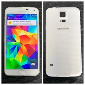 Samsung Galaxy S5. Fungere som den skal, - Nykøbing M - Samsung Galaxy S5. Fungere som den skal, ingen ridser eller andet betydeligt. Nypris 5000, har kvittering. 2 år gammel - Nykøbing M