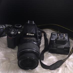 Et kamera jeg engang fik af min søster, - Holbæk - Et kamera jeg engang fik af min søster, det fungere perfekt da det ikke er blevet brugt ret meget. Oplader og sd-kort er det eneste der hører med, giv et bud - Holbæk