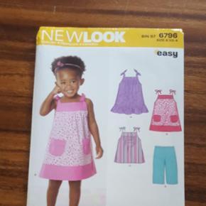 Newlook snitmønster - børnetøj. Pris  - Kolding - Newlook snitmønster - børnetøj. Pris pr. stk. - Kolding