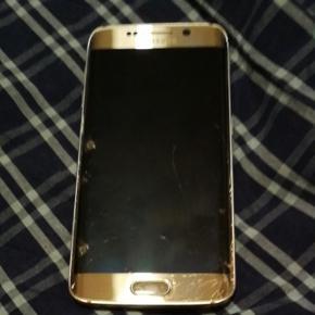 Samsung galaxy s6 edge.. Funger godt.. G - Middelfart - Samsung galaxy s6 edge.. Funger godt.. Grundet salg, køb af ny. Byd - Middelfart