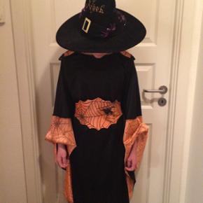 Halloween Udklædningstøj str. 140 - Odense - Halloween Udklædningstøj str. 140 - Odense