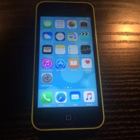 IPhone 5C 8GB iPhone 5c med ny skærm s? - Aalborg  - IPhone 5C 8GB iPhone 5c med ny skærm sælges 850 kr eller kom med bud. Sælges uden lader - Aalborg