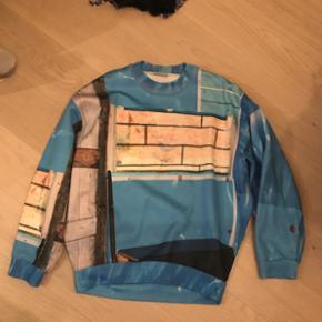Sweatshirt fra Acne studios i størrelse - Århus - Sweatshirt fra Acne studios i størrelse small - Århus
