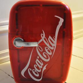 Coca Cola mini køle/varme skab. Til bil - København - Coca Cola mini køle/varme skab. Til bil eller hjemme ! - København