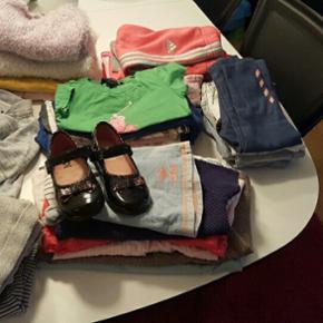 Børnetøj sælges samlet. der forskelli - Aalborg  - Børnetøj sælges samlet. der forskellige mærker som hummel adidas molo zara ralph str er 80 og 86 - Aalborg