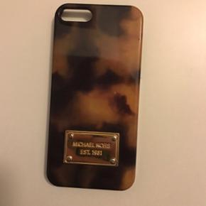 Michael Kors cover Passer på en iPhone  - Odense - Michael Kors cover Passer på en iPhone 5/5s - Odense