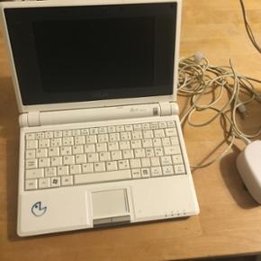 Asus Eee PC. Windows styresystem. Fin be - København - Asus Eee PC. Windows styresystem. Fin begyndercomputer til børn eller den der ofte er på farten - København