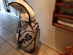 Golfbag Ping herre Golfbag - Esbjerg - Golfbag Ping herre Golfbag - Esbjerg