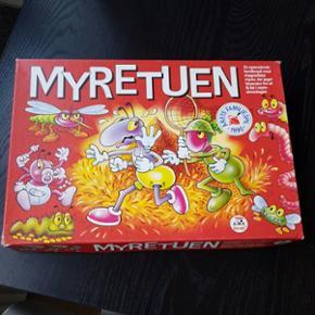 Myretuen spil i næsten perfekt stand. A - Odense - Myretuen spil i næsten perfekt stand. Alt følger med. Sendes ikke. - Odense
