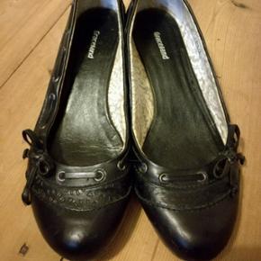 Sorte Graceland sko, st. 38 Byd gerne! - Odense - Sorte Graceland sko, st. 38 Byd gerne! - Odense